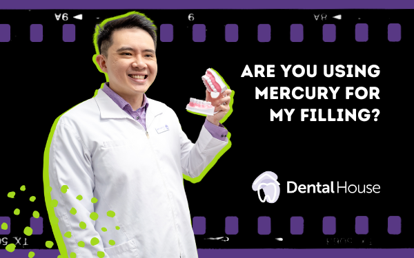 Are You Using Mercury for My Filling?