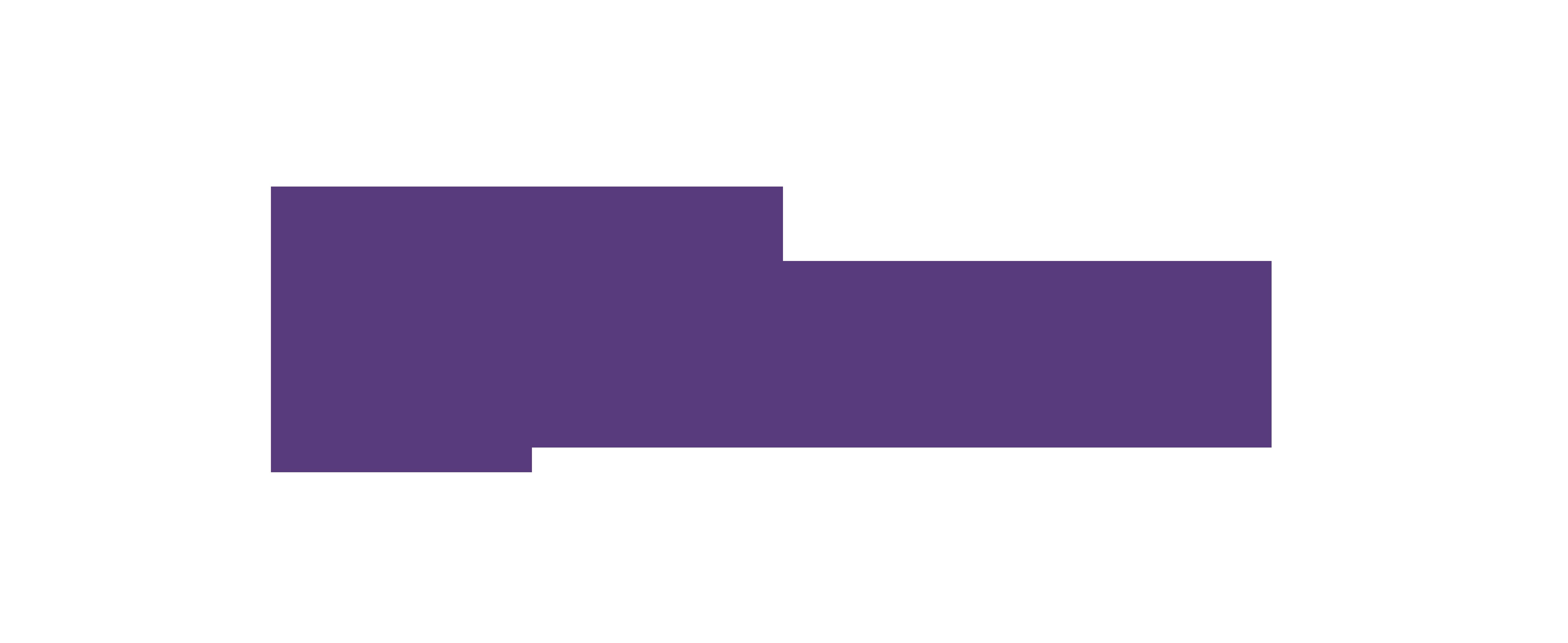 Loma Linda University Logo VIOLET