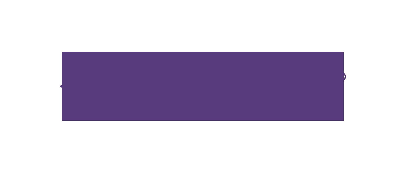 Invisalign Logo VIOLET