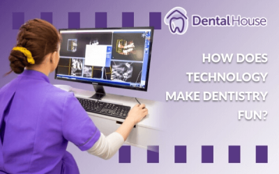 How Does Technology Make Dentistry Fun?